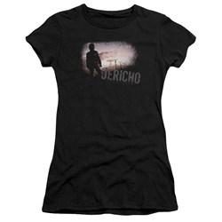 Jericho - Juniors Mushroom Cloud Premium Bella T-Shirt
