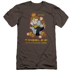 Quogs - Mens Not As Frustrating Premium Slim Fit T-Shirt