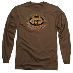Survivor - Mens Off My Island Long Sleeve T-Shirt
