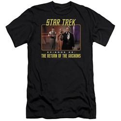 Star Trek - Mens Episode 22 Premium Slim Fit T-Shirt