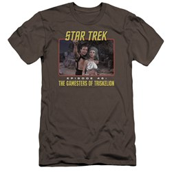Star Trek - Mens Episode 46 Premium Slim Fit T-Shirt