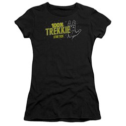 Star Trek - Juniors Trekkie Premium Bella T-Shirt
