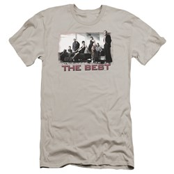 Ncis - Mens The Best Premium Slim Fit T-Shirt