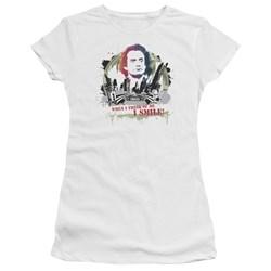 Taxi - Juniors Smiling Jim Premium Bella T-Shirt