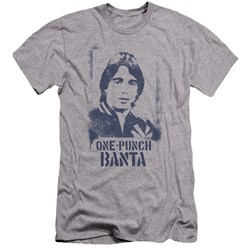 Taxi - Mens One Punch Banta Premium Slim Fit T-Shirt