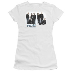 Ncis - Juniors White Room Premium Bella T-Shirt
