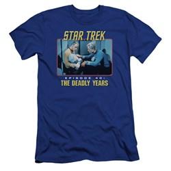 St Original - Mens Episode 40 Premium Slim Fit T-Shirt