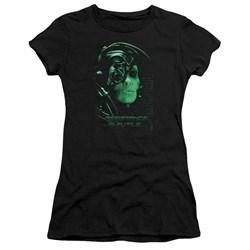 Star Trek - Juniors Resistance Is Futile Premium Bella T-Shirt