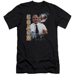 Cheers - Mens Coach Premium Slim Fit T-Shirt