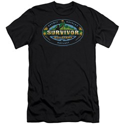 Survivor - Mens All Stars Premium Slim Fit T-Shirt
