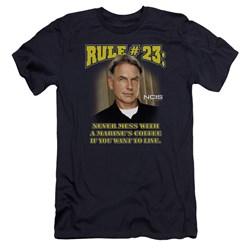 Ncis - Mens Rule 23 Premium Slim Fit T-Shirt
