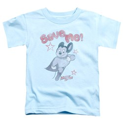 Mighty Mouse - Toddlers Save Me T-Shirt