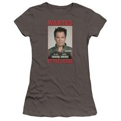 Ncis - Juniors Wanted Premium Bella T-Shirt