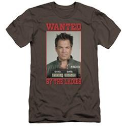 Ncis - Mens Wanted Premium Slim Fit T-Shirt