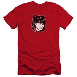 Ncis - Mens Abby Heart Premium Slim Fit T-Shirt