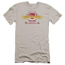 Star Trek - Mens Kobayashi Maru Premium Slim Fit T-Shirt