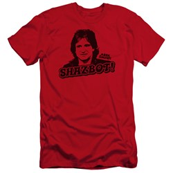 Mork & Mindy - Mens Shazbot Premium Slim Fit T-Shirt