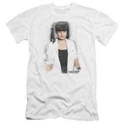Ncis - Mens Abby Skulls Premium Slim Fit T-Shirt