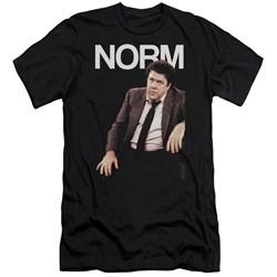 Cheers - Mens Norm Premium Slim Fit T-Shirt