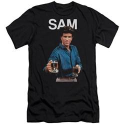 Cheers - Mens Sam Premium Slim Fit T-Shirt