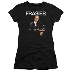 Cheers - Juniors Frasier Premium Bella T-Shirt