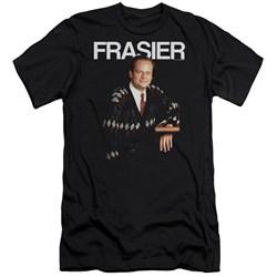 Cheers - Mens Frasier Premium Slim Fit T-Shirt