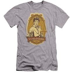 Cheers - Mens Womanizer Premium Slim Fit T-Shirt