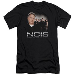 Ncis - Mens Investigators Premium Slim Fit T-Shirt