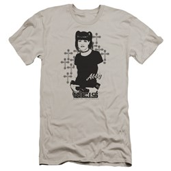Ncis - Mens Abby Sciuto Premium Slim Fit T-Shirt
