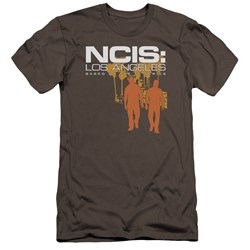 Ncis:La - Mens Slow Walk Premium Slim Fit T-Shirt