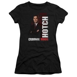 Criminal Minds - Juniors Hotch Premium Bella T-Shirt