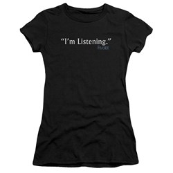 Frasier - Juniors Im Listening Premium Bella T-Shirt