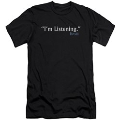 Frasier - Mens Im Listening Premium Slim Fit T-Shirt