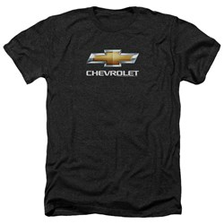 Chevrolet - Mens Chevy Bowtie Stacked Heather T-Shirt