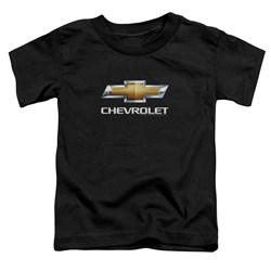 Chevrolet - Toddlers Chevy Bowtie Stacked T-Shirt