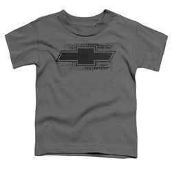 Chevrolet - Toddlers Bowtie Burnout T-Shirt