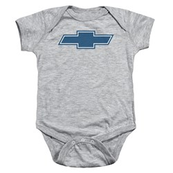 Chevrolet - Toddler Simple Vintage Bowtie Onesie