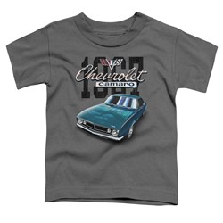 Chevrolet - Toddlers Classic Camaro T-Shirt