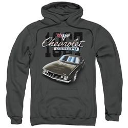 Chevrolet - Mens Classic Camaro Pullover Hoodie