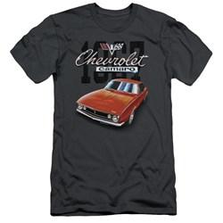 Chevrolet - Mens Classic Camaro Slim Fit T-Shirt