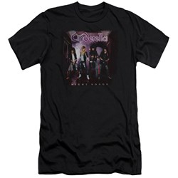 Cinderella - Mens Night Songs Premium Slim Fit T-Shirt