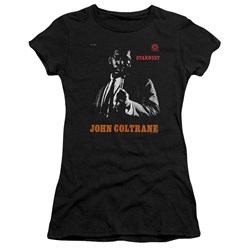 John Coltrane - Juniors Coltrane Premium Bella T-Shirt