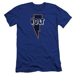 Volt - Mens Volt Logo Premium Slim Fit T-Shirt