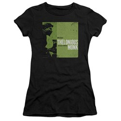 Thelonious Monk - Juniors Work Premium Bella T-Shirt