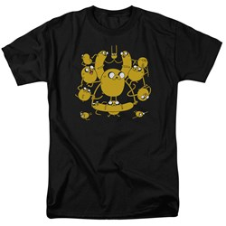 Adventure Time - Mens Jakes T-Shirt