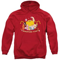Adventure Time - Mens Outstretched Pullover Hoodie
