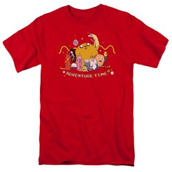 Adventure Time - Mens Outstretched T-Shirt