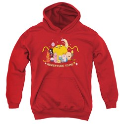 Adventure Time - Youth Outstretched Pullover Hoodie
