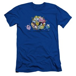 Adventure Time - Mens Glob Ball Slim Fit T-Shirt