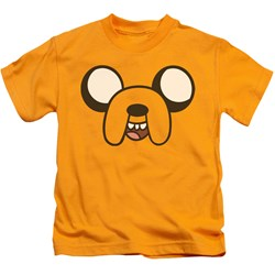 Adventure Time - Youth Jake Head T-Shirt